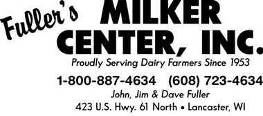 Fuller's Milker Center